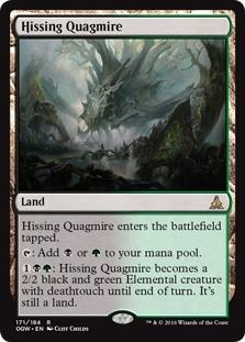 Hissing Quagmire [OGW]