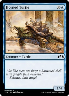 Horned Turtle [TPR]