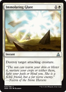 Immolating Glare [OGW]