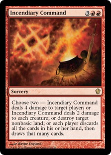 Incendiary Command [C13]