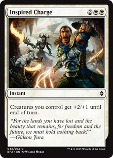 Inspired Charge [BFZ]