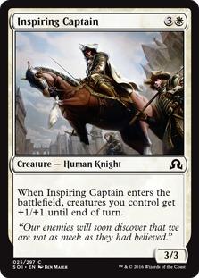 Inspiring Captain [SOI]