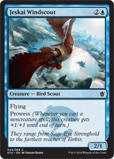 Jeskai Windscout [KTK]