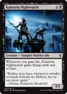 Kalastria Nightwatch [BFZ]
