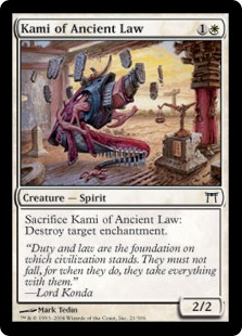 Kami of Ancient Law [CHK]