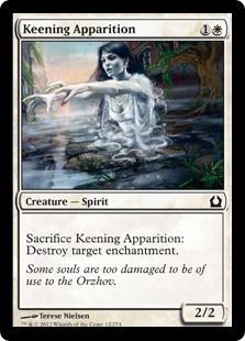 Keening Apparition [RTR]