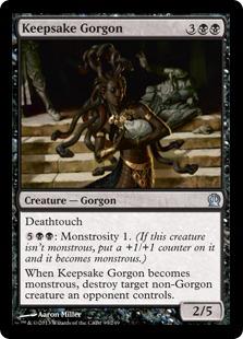 Keepsake Gorgon [THS]