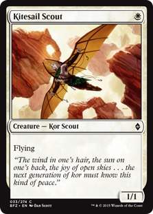 Kitesail Scout [BFZ]