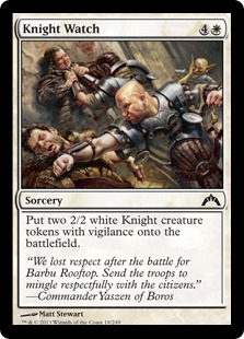 Knight Watch [GTC]