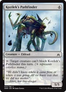 Kozilek's Pathfinder [OGW]