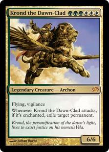 Krond the Dawn-Clad [PC2]