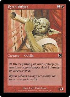 Kyren Sniper [MM]