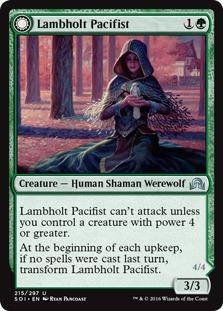 Lambholt Pacifist [SOI]