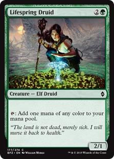 Lifespring Druid [BFZ]