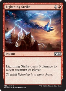 Lightning Strike [M15]
