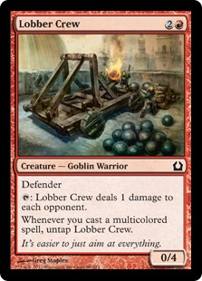 Lobber Crew [RTR]