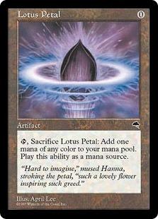 Lotus Petal [TE]