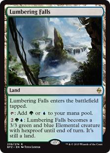 Lumbering Falls [BFZ]