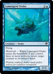 Lumengrid Drake [SOM]