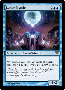 Lunar Mystic [AVR]