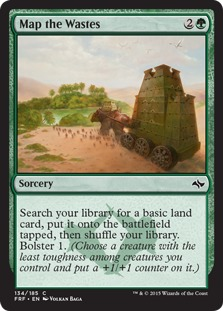 Map the Wastes [FRF]
