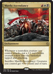 Mardu Ascendancy [KTK]