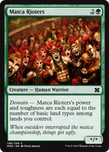 Matca Rioters [MM2]