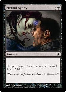 Mental Agony [AVR]