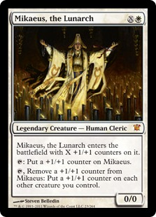 Mikaeus, the Lunarch [ISD]