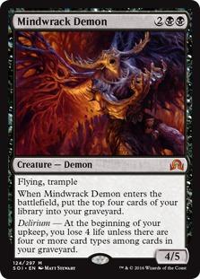 Mindwrack Demon [SOI]