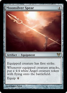 Moonsilver Spear [AVR]