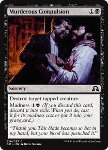 Murderous Compulsion [SOI]