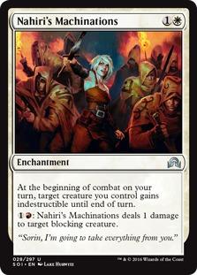 Nahiri's Machinations [SOI]