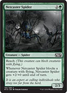 Netcaster Spider [M15]