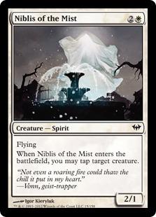 Niblis of the Mist [DKA]