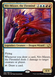 Niv-Mizzet, the Firemind [MM2]