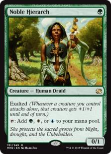 Noble Hierarch [MM2]
