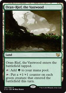 Oran-Rief, the Vastwood [C15]