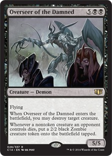 Overseer of the Damned [C14]