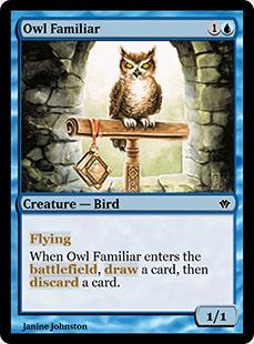 Owl Familiar [VMA]