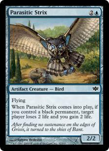 Parasitic Strix [CON]