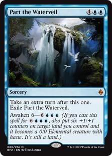 Part the Waterveil [BFZ]