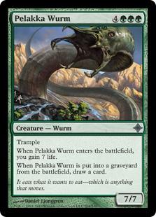 Pelakka Wurm [ROE]