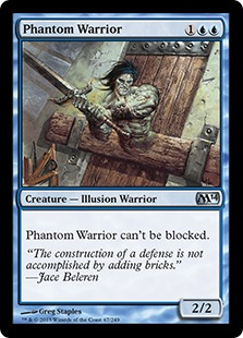 Phantom Warrior [M14]