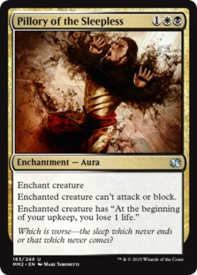 Pillory of the Sleepless [MM2]