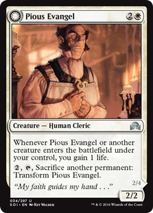 Pious Evangel [SOI]