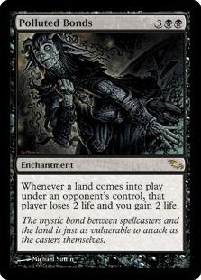 Polluted Bonds [SHM]