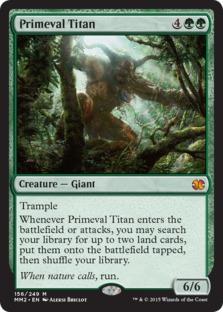 Primeval Titan [MM2]