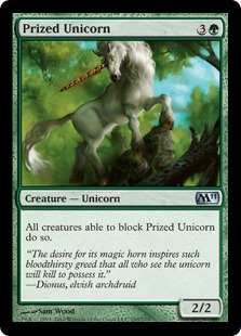 Prized Unicorn [M11]