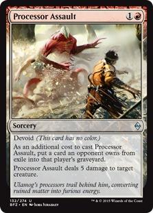 Processor Assault [BFZ]